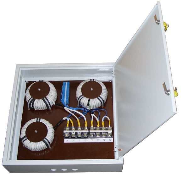 Фильтр трехфазный NF33-100
